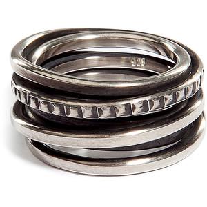 bagues en argent (10) | Серебряные кольца