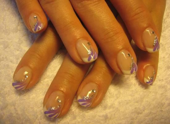 Прекрасные ногти фото гель